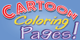 Cartoon Coloring Pages logo - find endless hours of fun educational activities at www.cartoon-coloring-pages.com